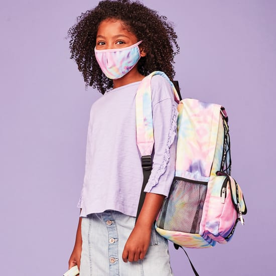 Picture of Pastel Tie Dye Backpack