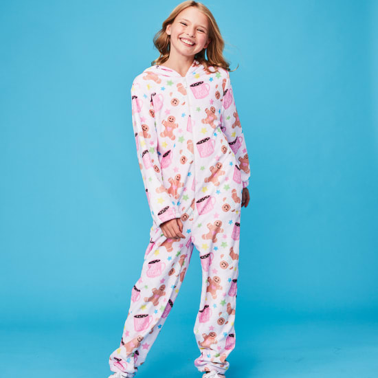 Picture of Sweet Holiday Plush Onesie
