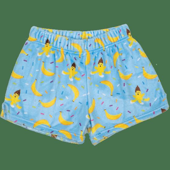 Picture of Bananas Plush Shorts