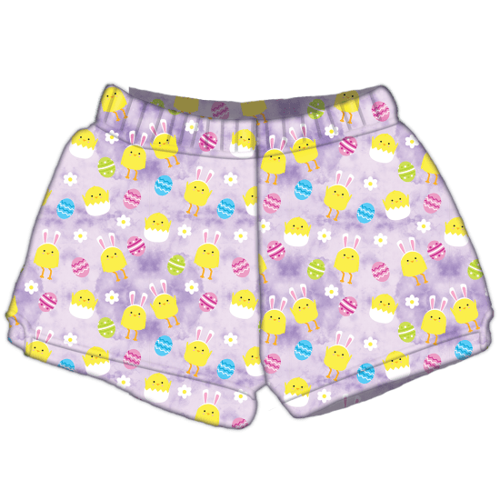 Picture of Bunny Chicks Plush Shorts