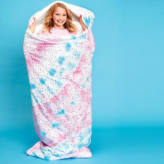 Picture of Silver Star Tye Dye Sleeping Bag