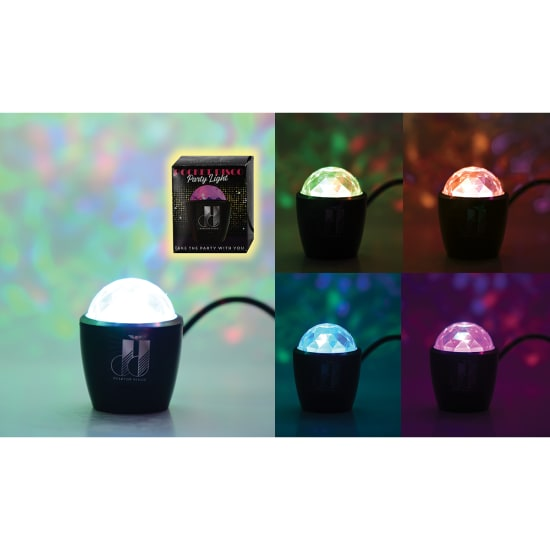Picture of Pocket Disco Light