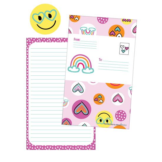 Picture of Sunshine Funshine Foldover Cards