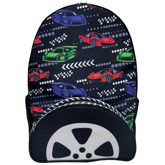 Picture of Race Car Backpack