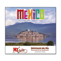 Picture of Mexico Wall Calendar