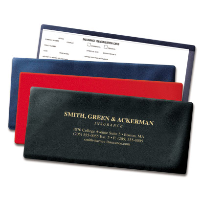 Picture of Long Size Insurance Card Holder