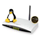 Azamerica S1009 - Linux Xmbc Full HD 1080p e IPTV