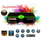 Cinebox Supremo X - Full HD 1080p Wifi MP3 Dual Core IPTV HDMI