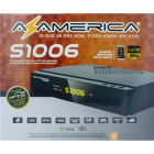 AzAmérica S1006 Plus - Full HD ACM IPTV Wifi - Receptor FTA