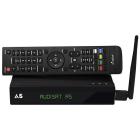 Receptor Audisat A5 - iks sks Iptv  wifi Full HD
