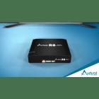 Receptor Audiosat R8 - IPTV 4k Android via Internet