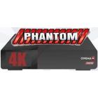 Phantom Cinema 4K -  ACM IPTV WiFi Receptor FTA