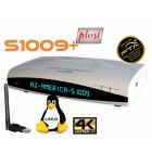 AzAmérica S1009 Plus - 4K Full HD 1080p IPTV - Receptor FTA
