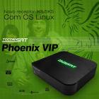 Receptor Tocomsat Phoenix VIP KOBI - ACM IKS SKS IPTV