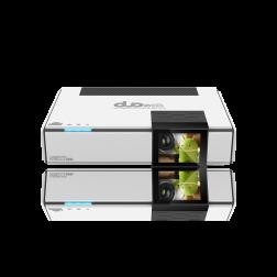 Receptor DuoSat Next UHD - iks sks Iptv 4k Wifi 3D
