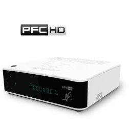 Receptor TOCOMBOX PFC VIP 2 - ACM H265 WIFI