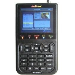 Satlink WS 6908 Localizador de Satelite