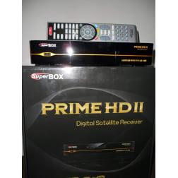 Receptor Superbox Prime HD II MPEG4 1080p