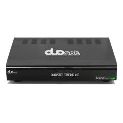 Receptor Duosat Trend HD Maxx Wifi 3D IPTV 1080p Dual Core