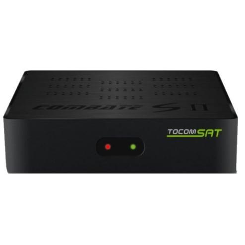 RECEPTOR TOCOMSAT COMBATE S II FTA FULL HD 3D WI-FI/HDMI/USB BIVOLT FTA