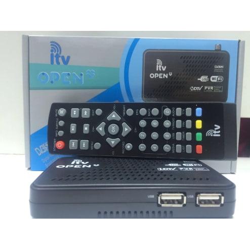 Receptor ITV OPEN CS HDTV -  WIFI