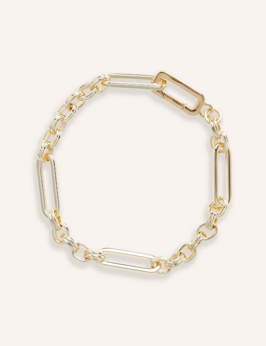 Anna Gold Chunky Link Bracelet