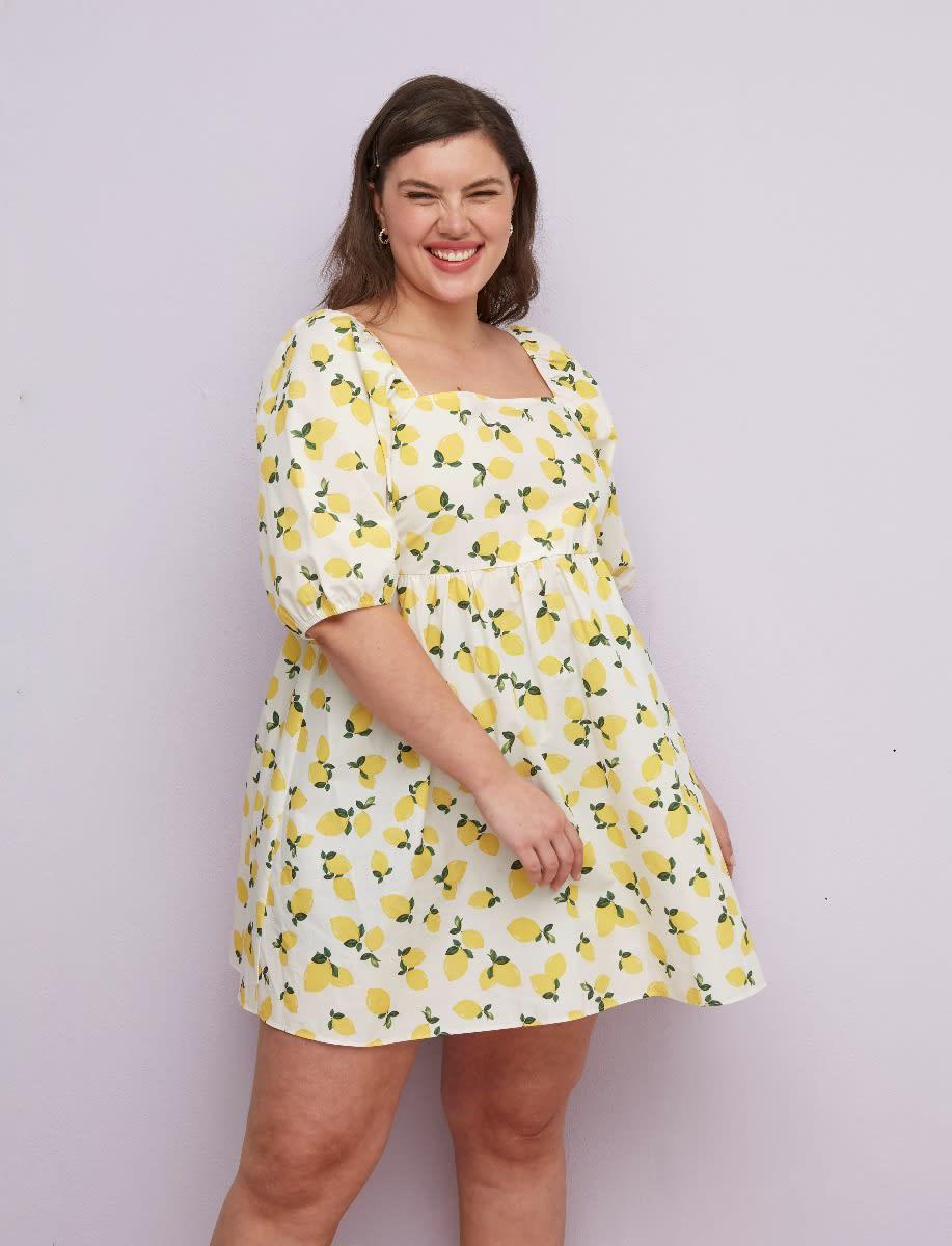 Curve Eugenia Mini Dress
