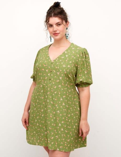 Curve Teresa Mini Dress