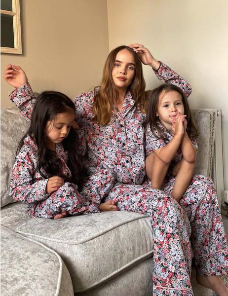 Somebody's Child Long Sleeve Pyjama Trouser Set