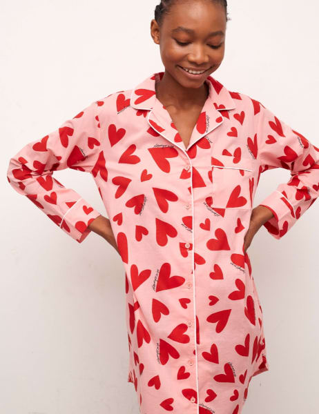 Martha Oversized Shirt Dress