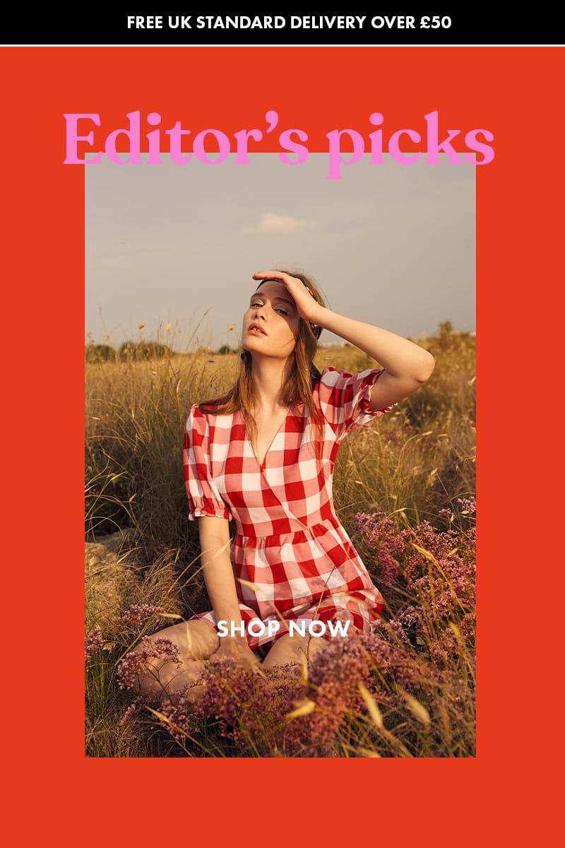 Fashion Editor's Faves