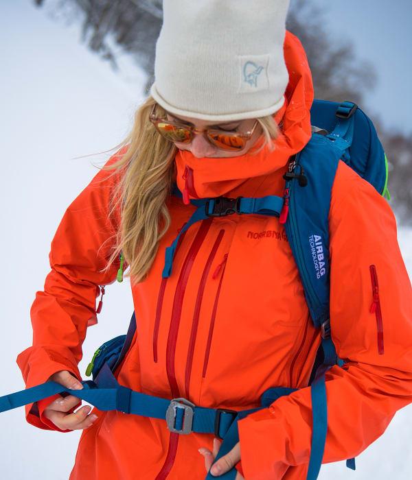 b434f9dbf7f Norrøna lofoten Gore-Tex Pro Jacket for women - Norrøna®