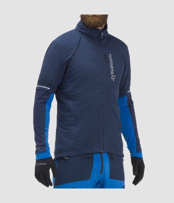 d85c96b5 Norrøna fjørå Convertible Alpha60 Jacket for men - Norrøna®