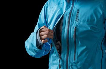 lyngen driflex3 ski topptur jakke til dame