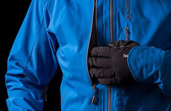 lyngen hybrid ski topptur jakke