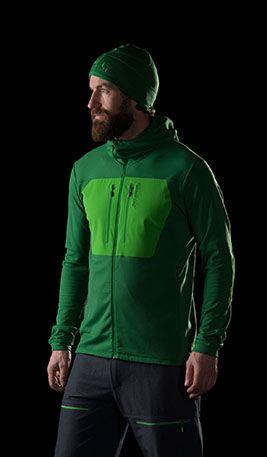 Norrøna lyngen driflex3 skitouring jacket mens
