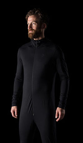 Norrøna Wool One-Piece (M)