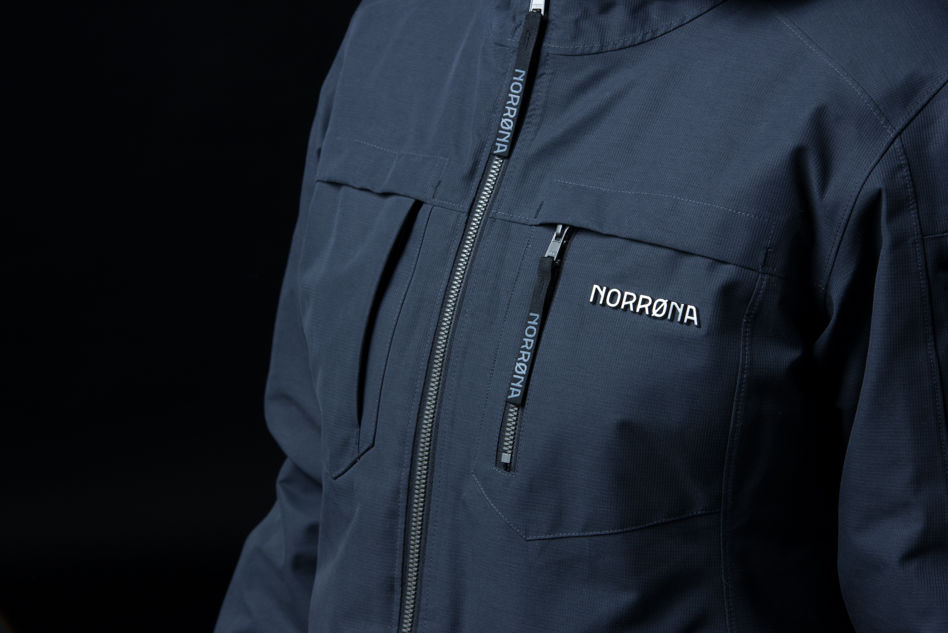 Norrona women Gore-Tex Parka with PrimaLoft
