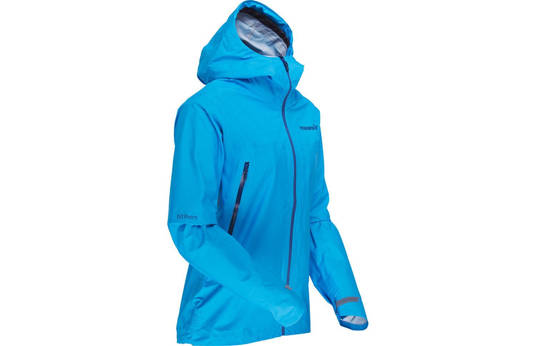 Norrøna bitihorn jakke dame - blå