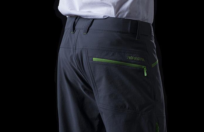 Norrona falketind flex1 hiking pants for men