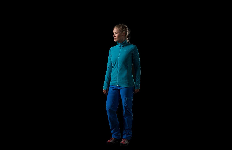 Norrøna falketind warm1 fleece jacket for women