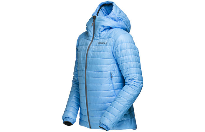 Women's Norrona falketind jacket - Light and packable jacket with Primaloft insulation