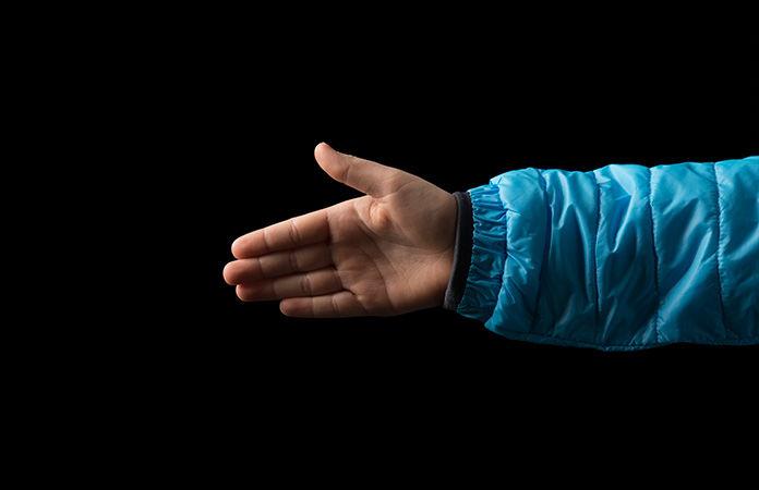 Norrona falketind junior hand gaitor