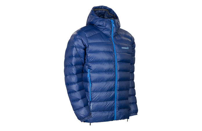 Norrona lyngen lightweight down750 jacket for men