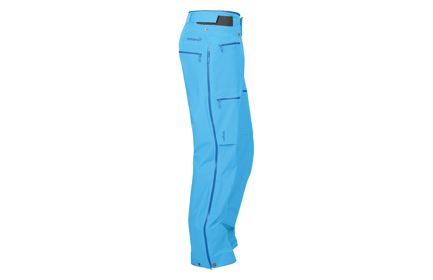 Norrøna lyngen driflex3 pants for ski touring