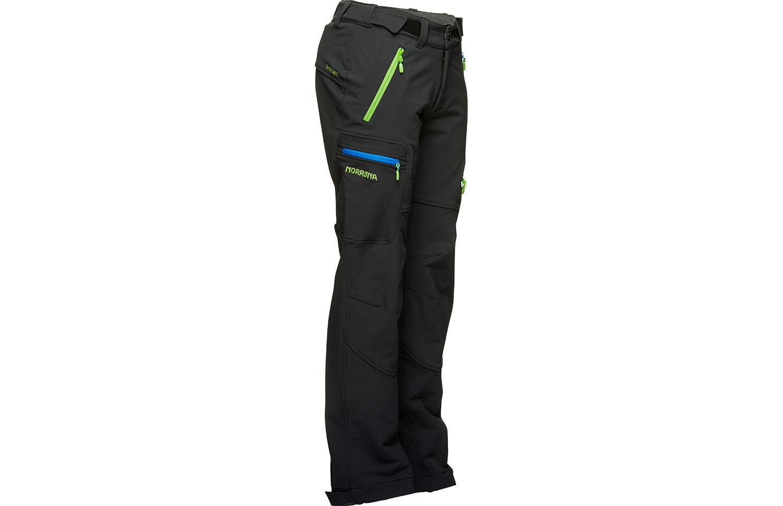 Svalbard flex 1 windproof pants for kids