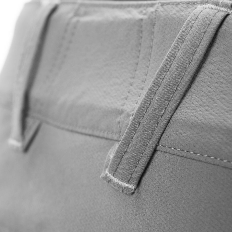 Technical details Extra wide belt loops
