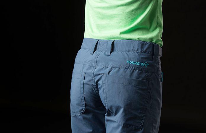 norrøna bitihorn shorts