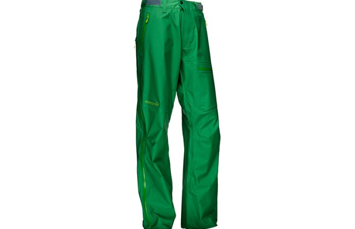 falketind Gore-Tex Norrona pants for men green