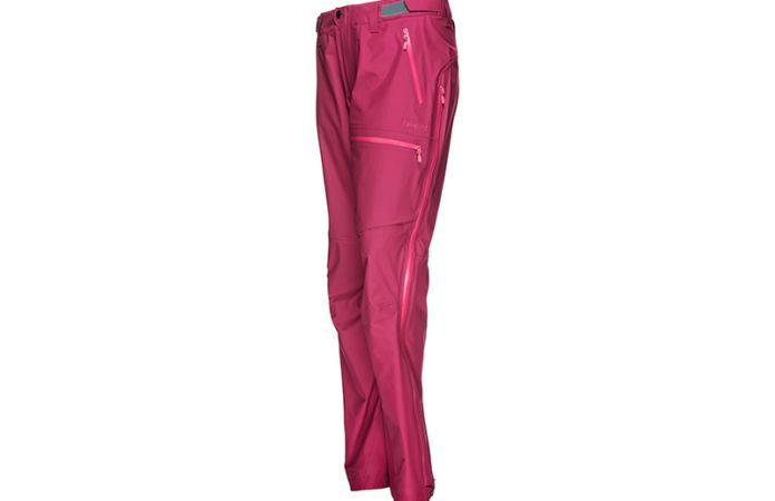 Waterproof pants for women with Gore-Tex - Falketind Norrona